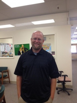 Herb Bocksnick, who teaches Algebra 1 and IAC, has joined the Paly math department.