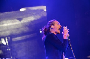 Brandon Boyd, lead singer of Incubus, belts out the band&#039;s lead single, &quot;Adolescents.&quot; The rock band was founded in 1991, and their most recent album, &quot;If Not Now, When?&quot;  was released on July 12.