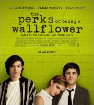 Based on the best-selling by Stephen Chbosky, Perks of Being a Wallflower explores love, loss, fear and hope; all through the help of friendship. [Photo: Lionsgate Films]