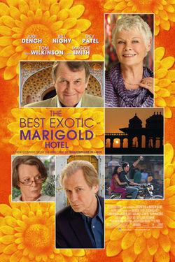 """The Best Exotic Marigold Hotel"" was initially released in the United States on May 4, 2012. The movie follows seven British seniors and their retirement to the color and unfamiliar Juniper, India. Photo by 20th Century Fox."