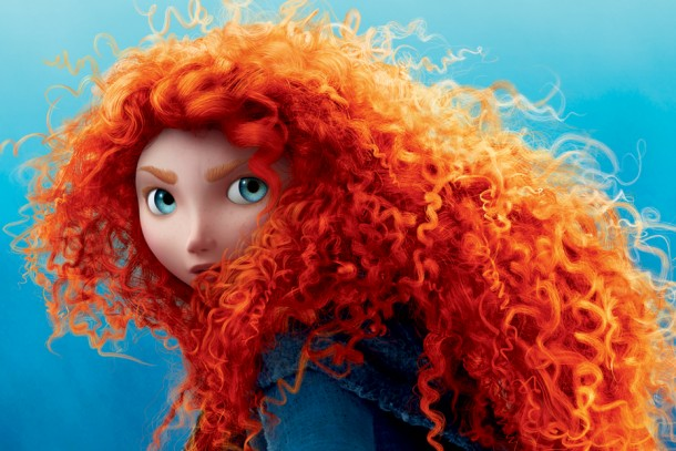 "After winning Golden Globe's Best Animated Film, ""Brave"" was nominated for Oscar's Best Animated Feature Film of the Year. With its stunning visuals, realistic characters and thoughtful themes, ""Brave"" definitely deserves its Oscar nomination. Photo property of Pixar Animation Studios."