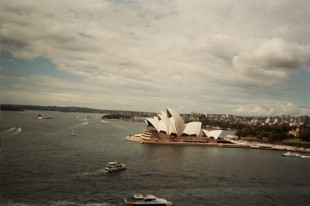 The Sydney Opera House is the classic symbol that comes to mind when Australia is mentioned. 