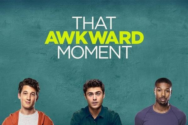'That Awkward Moment' features Miles Teller (left), Zac Efron (middle) and Michael B. Jordan (right). Photo by Treehouse Pictures.