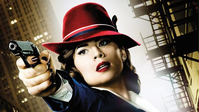 New ABC show, Agent Carter airs Tuesdays at 9 p.m.