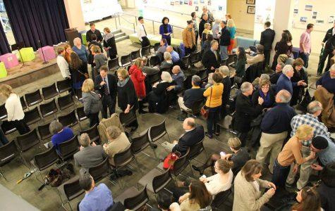 Ceremony honors science teacher Kenyon Scott