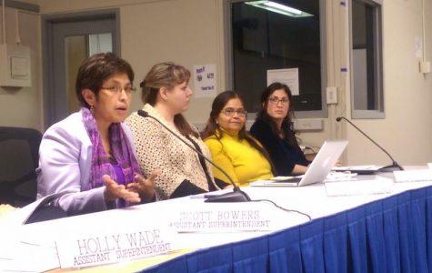 Teachers voice salary concerns