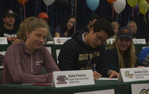 18 senior athletes commit to schools on National Signing Day