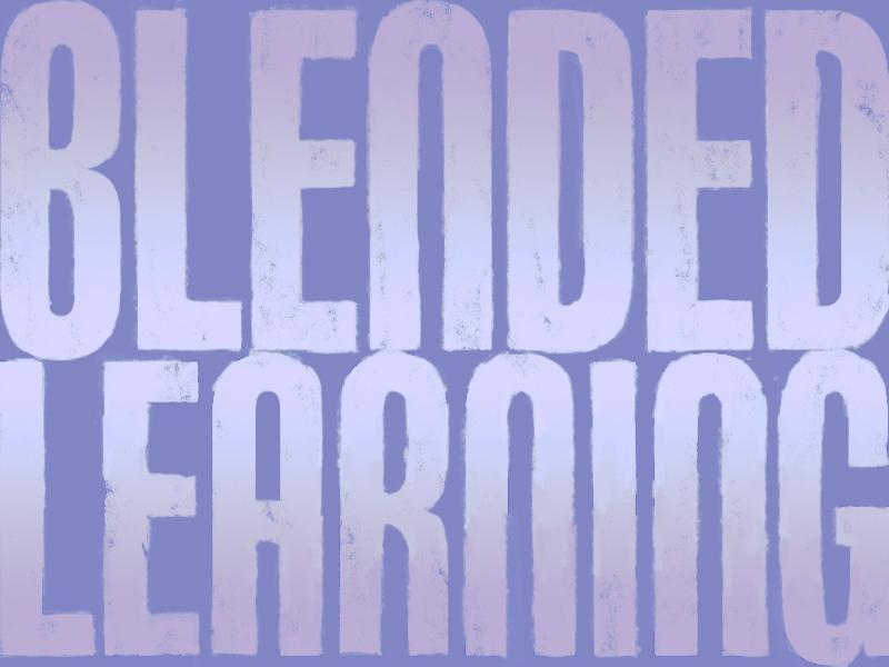 The Blended Learning class is being expanded to more classes for next year. Illustration by Portia Barrientos.