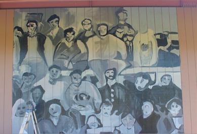 james franco mural