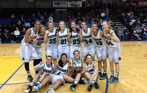 Girls' basketball wins CCS, heads into NorCal playoffs