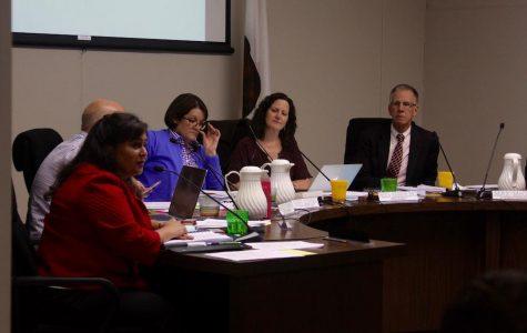 School board representatives to obtain preferential vote