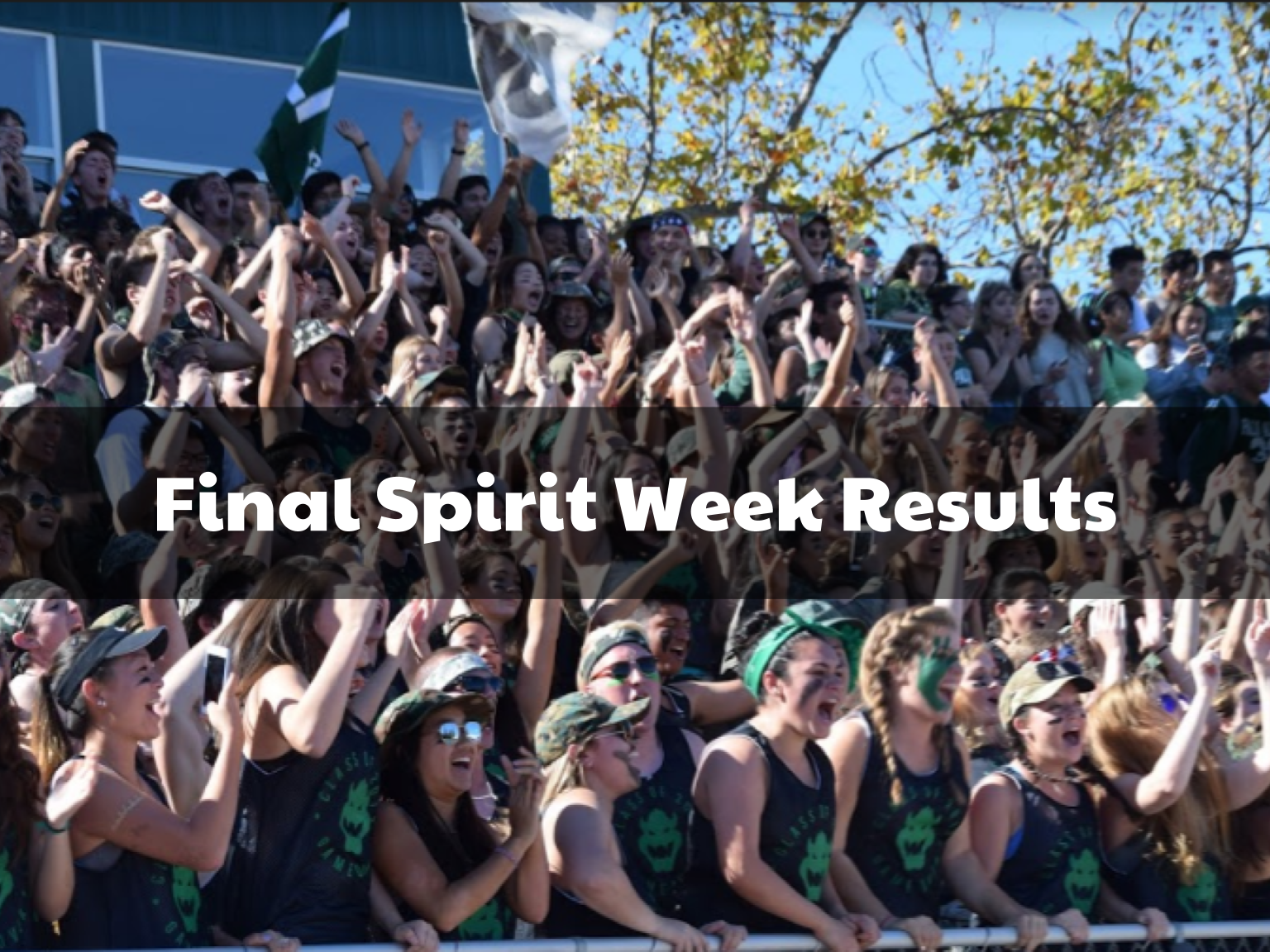 Spirit Week 2016 Featured Images