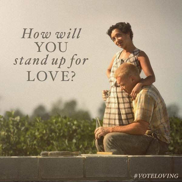 Ruth Negga and Joel Edgerton star in the latest historical film 'Loving'. Photo: Focus Features