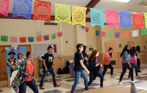 Students celebrate Cinco de Mayo