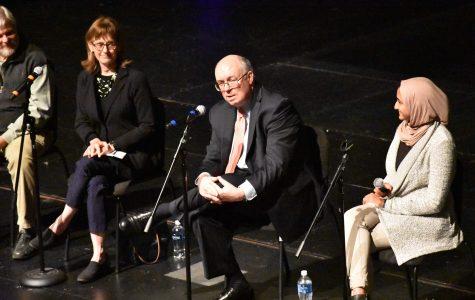 Liveblog: Free Speech Panel in PAC discusses free speech movement