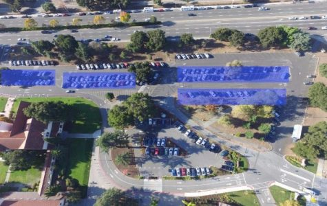 Solar panels coming to Embarcadero parking lot