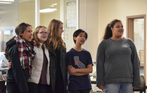"""""""Venture"""" brings the spirit of Silicon Valley to Paly theater"""