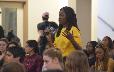 Girls in STEM panel draws international audience to the MAC