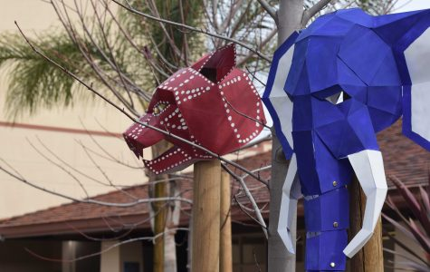 Slideshow: Arts in Unusual Places puts student work on display