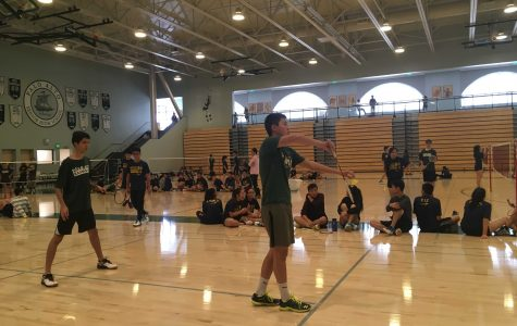 Badminton suffers tight loss against Milpitas