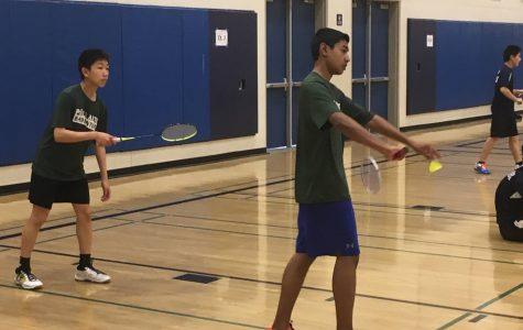 Recap: Badminton falls short against Lynbrook