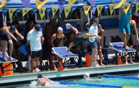 Swim season ends after CCS competition