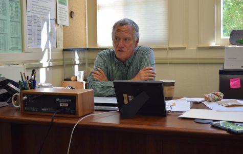 Coffee Chat: New AP Tom Keating