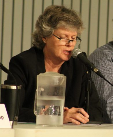 Alex Scharf: Recent Paly grad running for school board