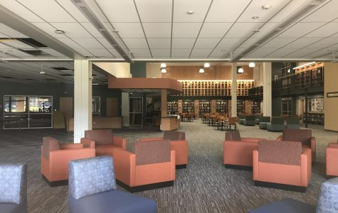 Ribbon-cutting for new library next Wednesday
