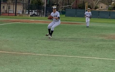 Baseball: Paly junior throws no-hitter against SHP