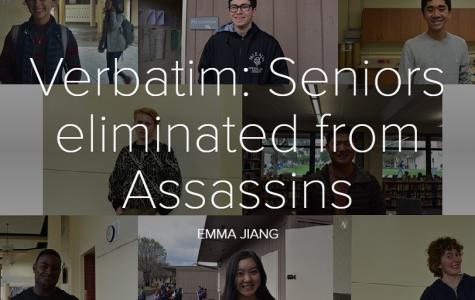 Verbatim: Seniors eliminated from Elimination