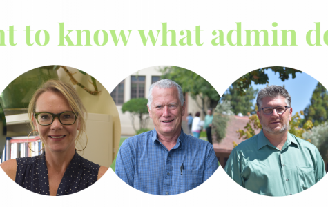 Want to know what each administrator does? Here's what