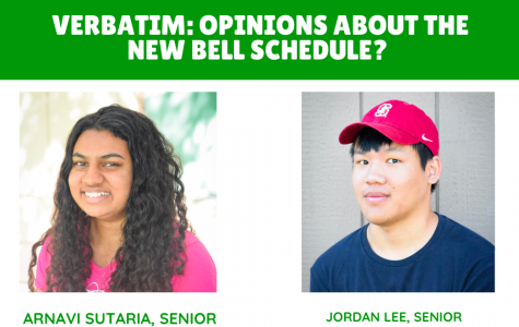 Verbatim: Opinions about the new bell schedule