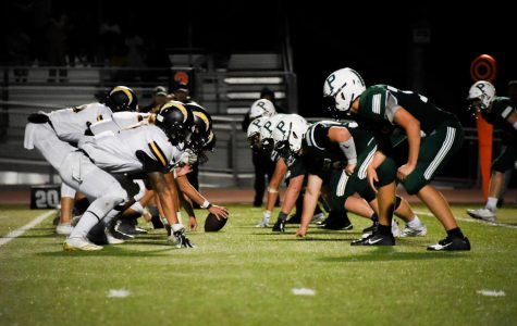 Varsity football falls to Wilcox in first league game