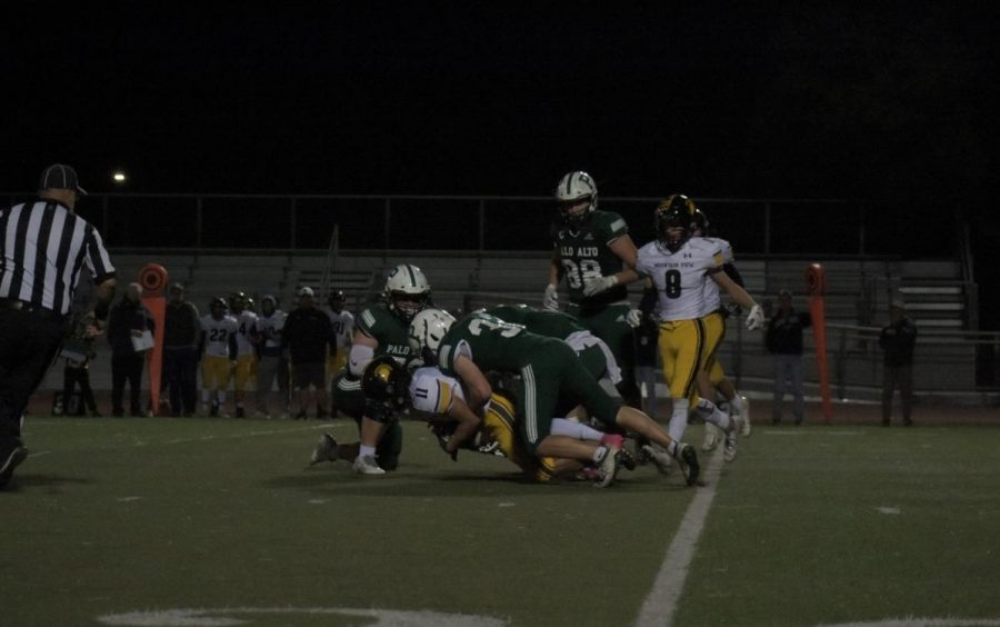 Football: Vikings defeat Spartans at Homecoming game
