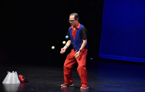 Preview: Game of Throws to feature world-famous jugglers