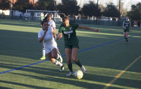 Girls' soccer on edge of elimination after senior night loss