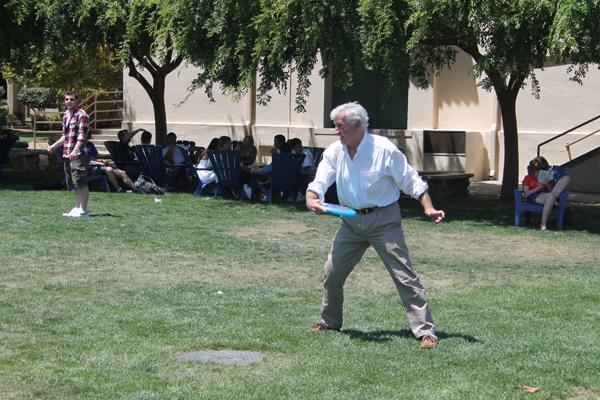 AP Environmental Science teacher Kenyon Scott