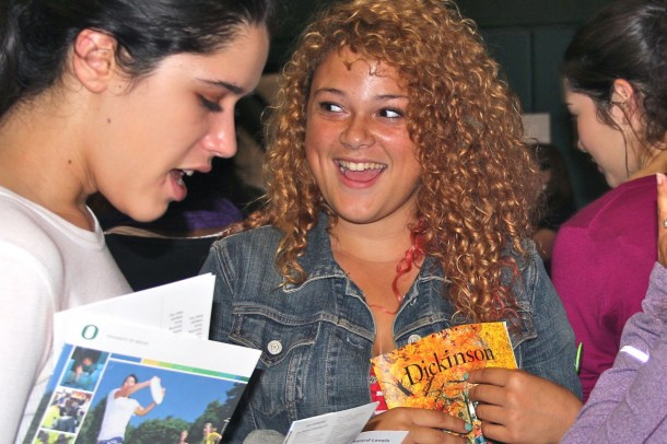 The Palo Alto College Fair 2011