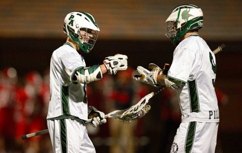 Boys' lacrosse to play Aragon following big win against Los Gatos