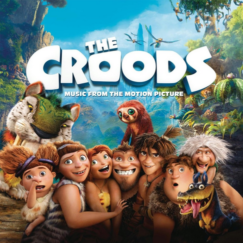 """The Croods"" is about a family of cavemen who are put in a new situation and must learn how to work together to survive. It is nominated for an Academy Award for Best Animated Feature. Photo by DreamWorks Animation."
