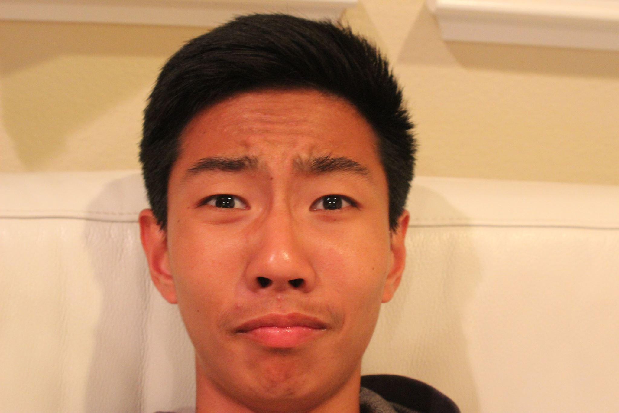 2014-15 ASB Secretary Joseph Kao poses for a selfie. Photo by Joseph Kao.