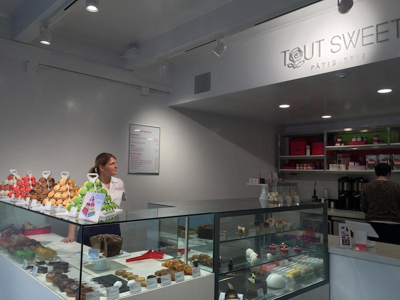 Tout Swet is a San Francisco sweet shop which recently opened a store at Town and Country. Photo by Saba Moussavian