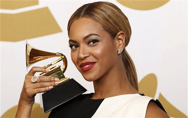 Beyonce has won 17 Grammy Awards and is nominated for six this year. She is also scheduled to perform at the awards ceremony this year. Photo courtesy  of Reuters.