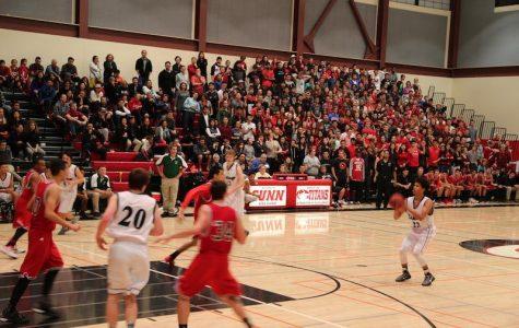 Liveblog: Boys' Basketball vs. Gunn 2.0