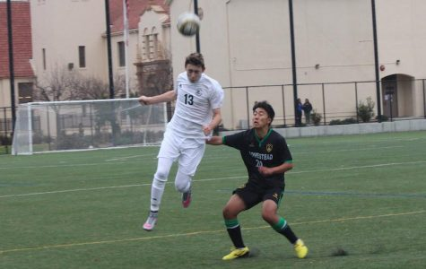 Boys' soccer triumphs over Homestead