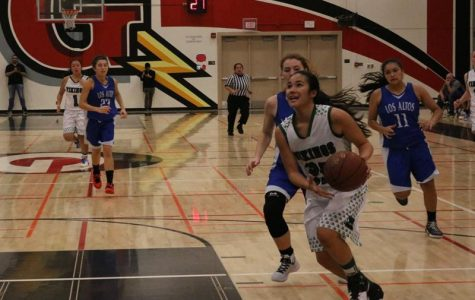 Girls' basketball dominates Los Altos
