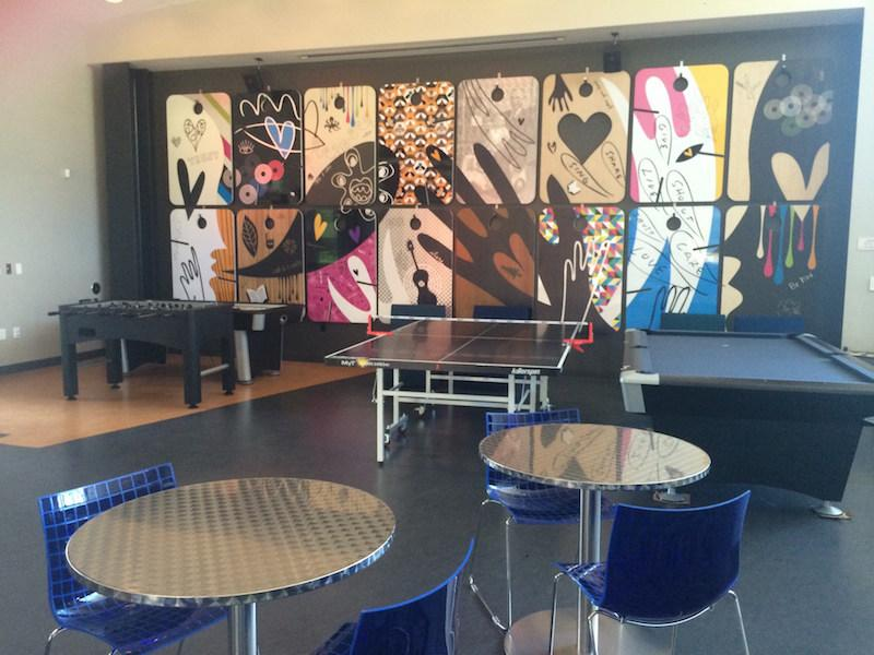 Palo Alto teen center to celebrate grand opening