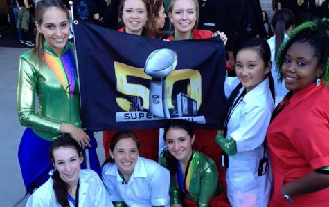 Paly Quad to Levi's Stadium: Students perform at Super Bowl 50