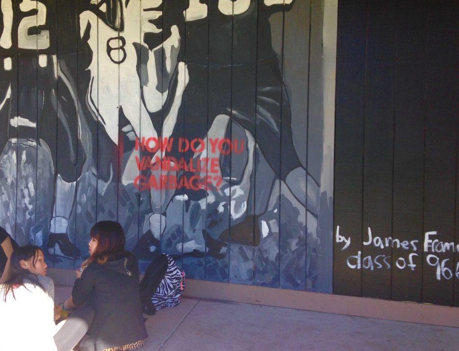 Admin investigates Franco mural vandalism